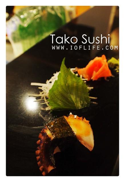 Tako sushi umaku