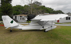 aviation, airplane, wing, vehicle, cessna 206, ultralight aviation,