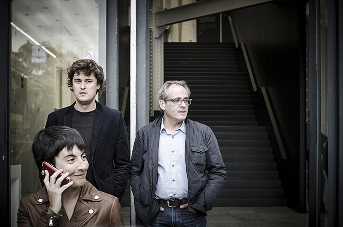 Andrés Altamirano, Toni Vegara, Cris Jiménez