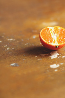 Just an orange