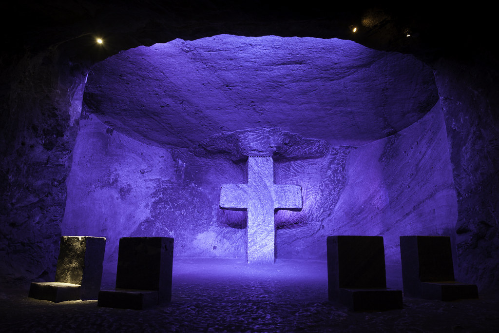 Salt Cathedral of Zipaquirá | Catedral de Sal de Zipaquirá | 130517-9923-jikatu