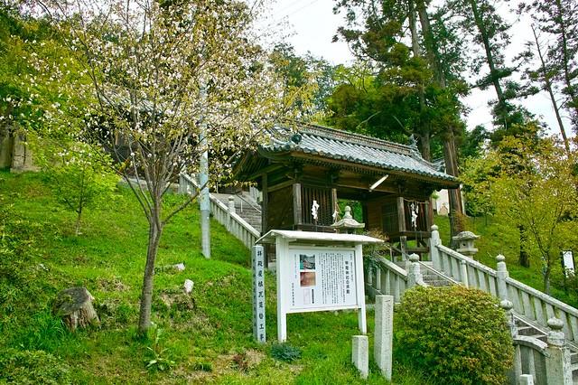 甲弩神社 #9