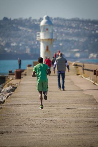 Slipway runner