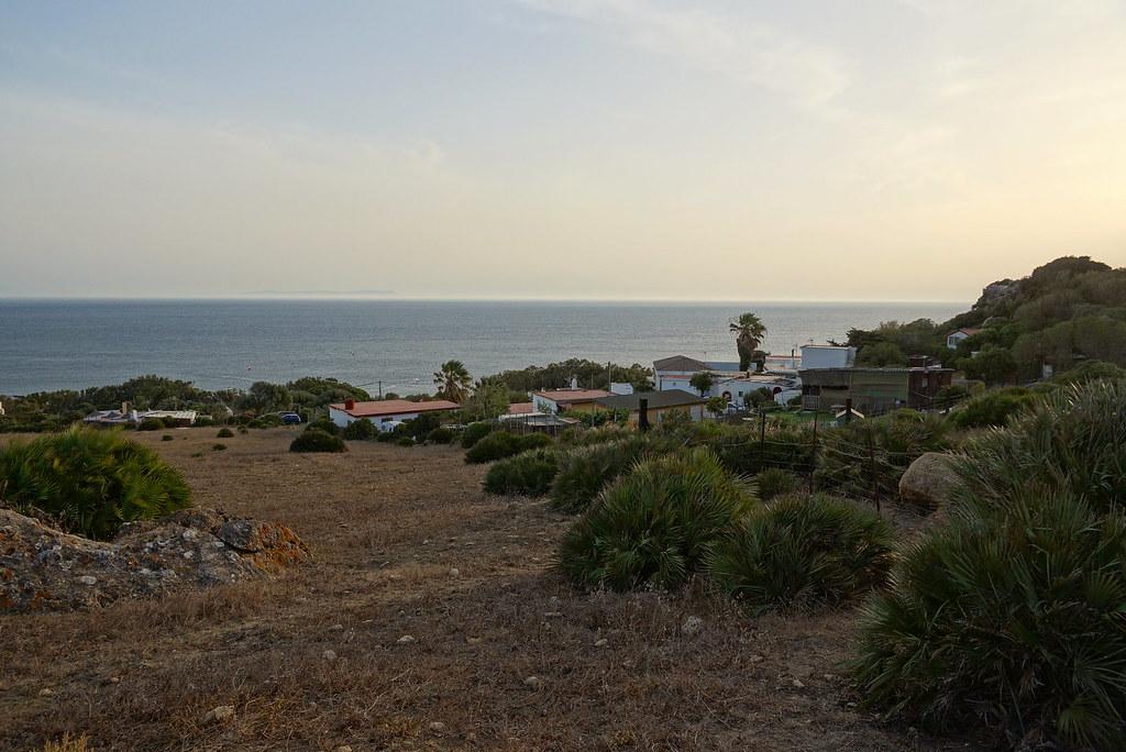 Punta paloma cadiz spain tripcarta for Camping jardin de las dunas
