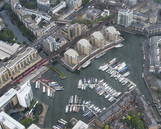 Limehouse Marina - London