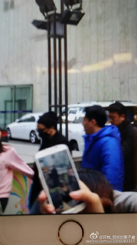 Big Bang - Harbin Airport - 21mar2015 - Seung Ri - 阿哉_茄叔的栗子酱 - 02