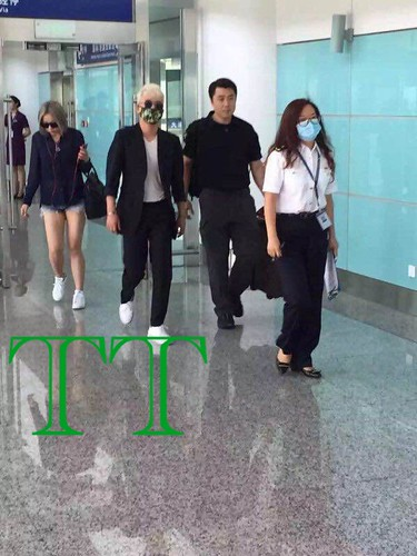 Big Bang - Dalian Airport - 26jun2015 - TT - 02