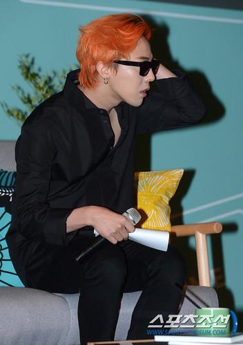 G-Dragon - Airbnb x G-Dragon - 20aug2015 - Sports Chosun - 01