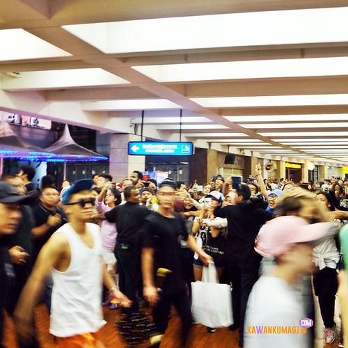 Big Bang - Jakarta Airport - 01aug2015 - kawankumagz - 03