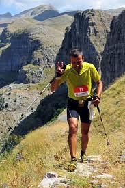 Τρέχοντας στον 1ο Zagori Mountain Running
