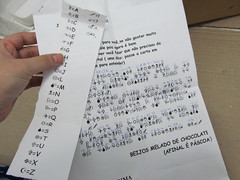 Letters & Postal