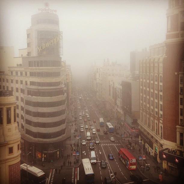 The Fog. Madrid