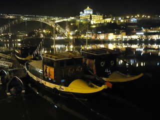 The Boats of Douro River