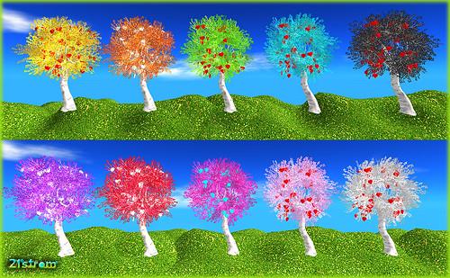 Hearts Fruit Trees