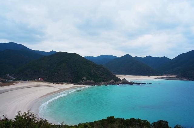 五島列島 三井楽(Miiraku, Goto Islands)