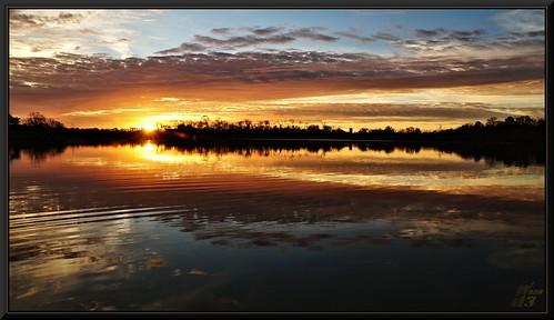 park sun reflection nature clouds sunrise bravo texas canoe bayou pasadena canoeing paddling a57 bayareapark armandbayou wanam3 sonya57