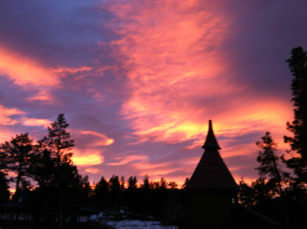 last day sunrise