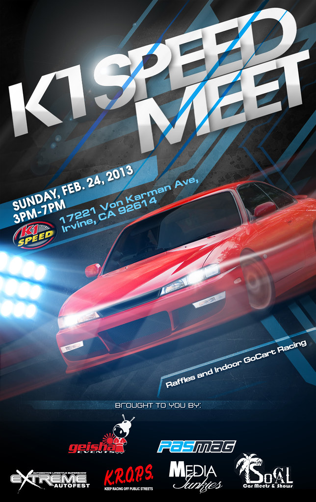8468346937 220b74ef8c b SoCal Car Meet at K1 Speed Irvine
