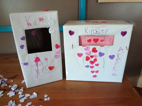 Valentine boxes 4