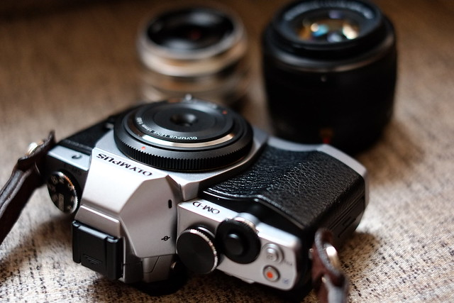 Olympus BCL-1580 15mm F8.0
