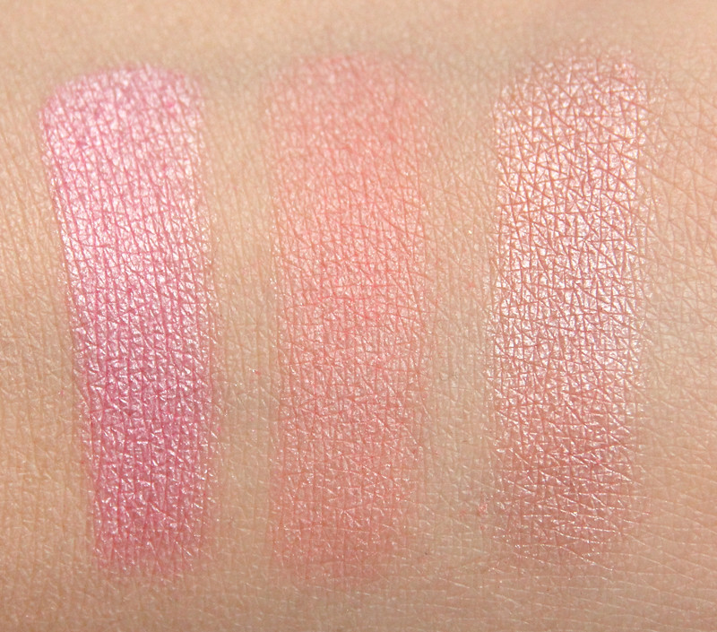 Too faced Sweethearts perfect flush blush swatch1