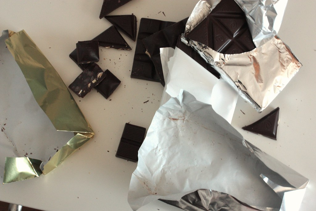 vegan chocolate bar roundup: Rooted Vegan