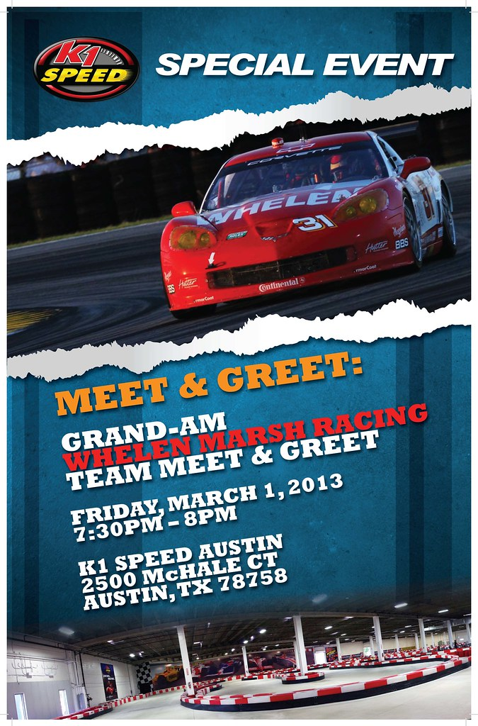 8476739472 b642204dd3 b Grand Am Whelen Marsh Racing Meet & Greet