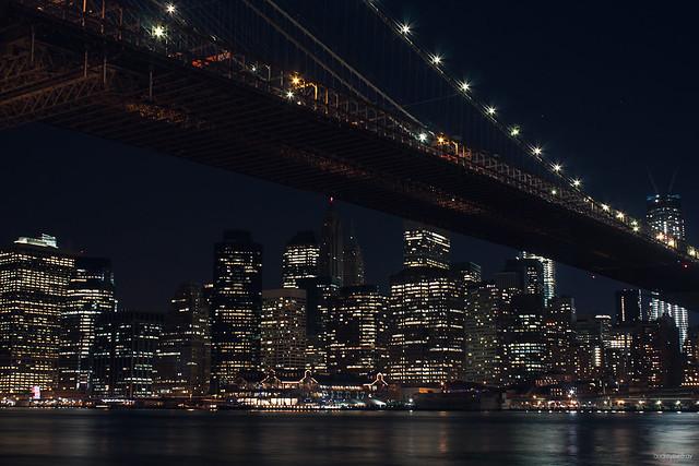 Manhattan Skyline (Version 2)