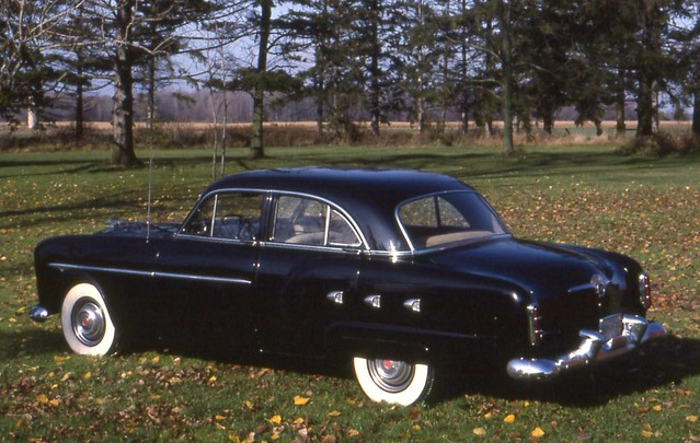 1952 packard 200 deluxe 4 door flickr photo sharing