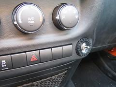 2012 Jeep Wrangler JK stability control / traction control / ESP kill switch installation