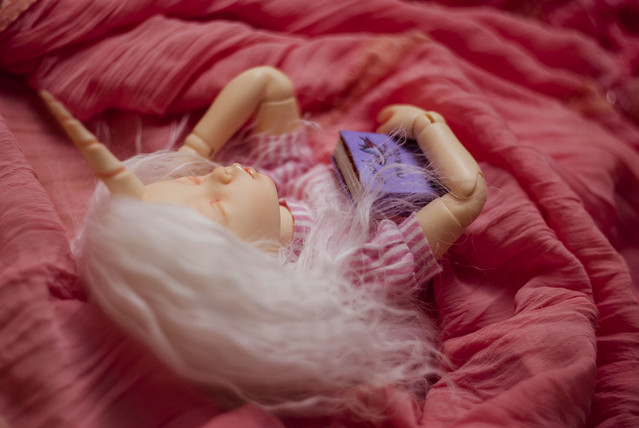 A Doll a day - Sunday - Story time