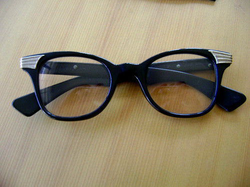 Vintage Eyeglass Frame Restoration : Eyeglass Restoration project. Bausch Lomb Vintage - Pic Heavy