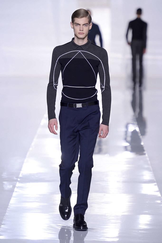 Justus Eisfeld3045_FW13 Paris Dior Homme(fmag)