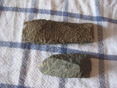 Камень из Намибии с необычной поверхностью
