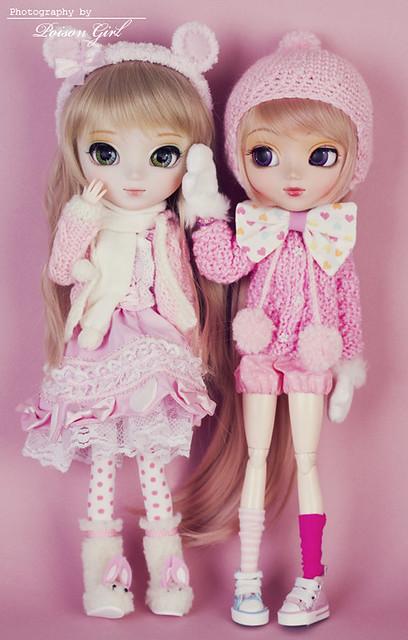 We ♥ pink! part 01~