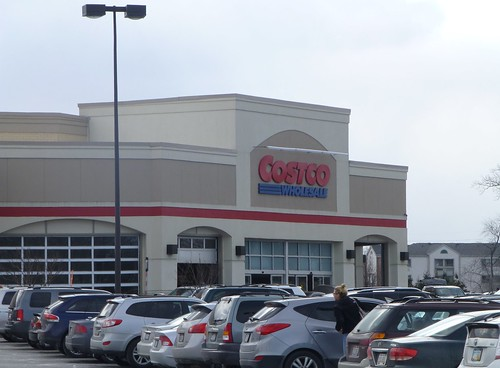 Costco in Mayfield Heights, Ohio
