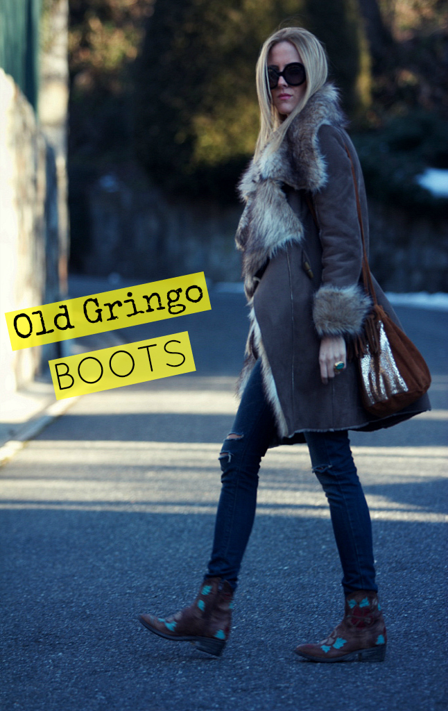 STYLE LOVER OLD GRINGO VIII