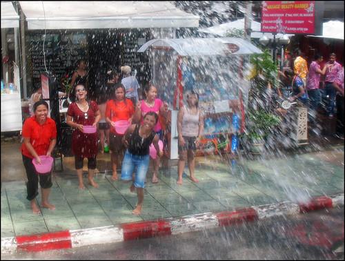 Gotcha! Songkran 2009, Patong Beach Phuket