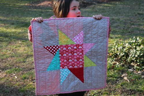 Bea's Second Quilt