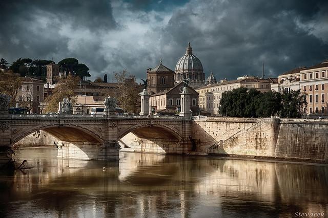 Tiber - Rome