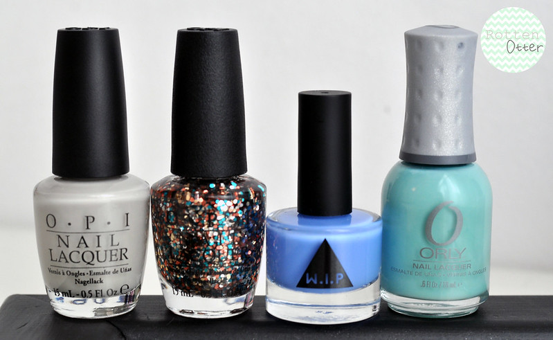 spring 2013 nail polishes rottenotter blog 2