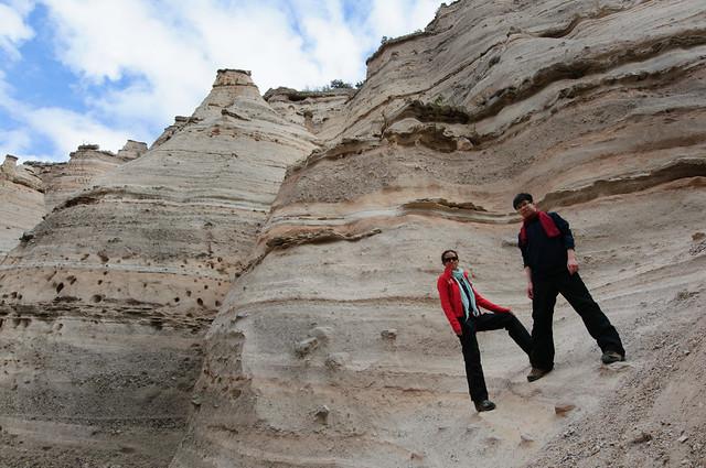 [Kasha-Katuwe National Monument, New Mexico]
