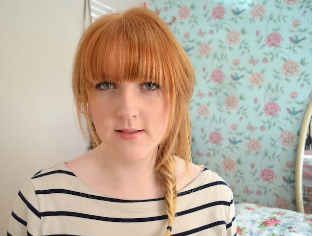 fishtail plaits/braids three ways to wear