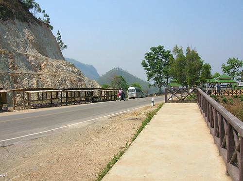 Road Northern Thailand