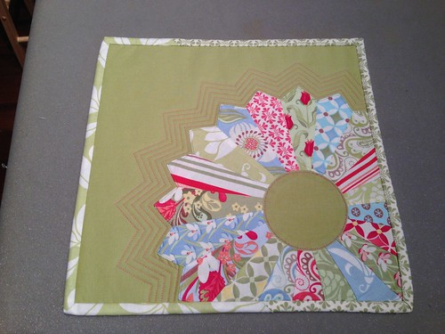 Little Quilt- Sew, Vote, Swap Received