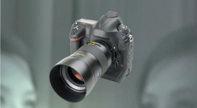 Carl Zeiss 55mm F1.4 Distagon on  Nikon D4