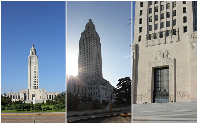 Louisiana Capitol Building, Baton Rouge