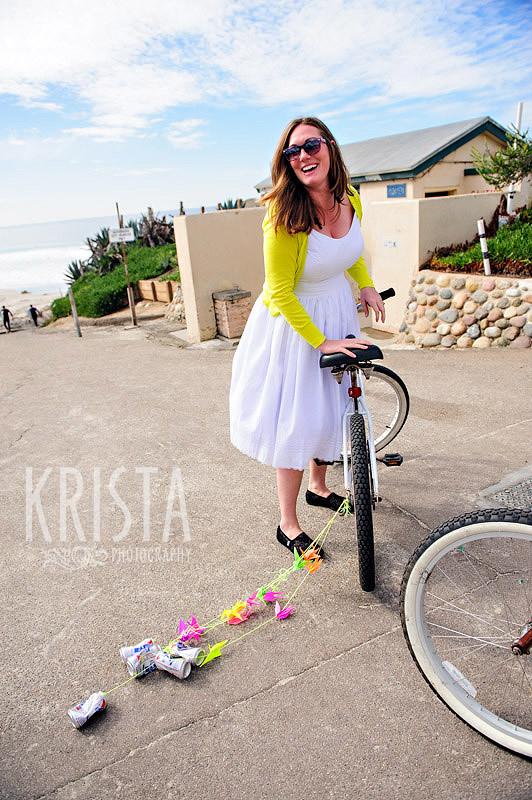 Surprise wedding in San Diego