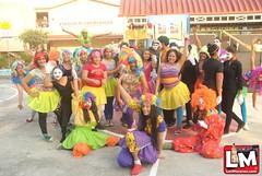 Tarde de carnaval @ colegio Nuevo Renacer