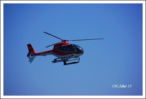 Helicóptero by Miguel Allué Aguilar